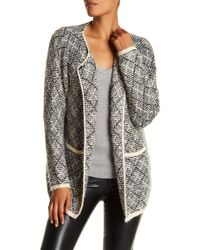 Insight - Open Front Cardigan - Lyst