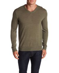 Dockers - Merino V-neck Sweater - Lyst