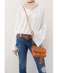 Hobo - Bramble Leather Crossbody Bag - Lyst