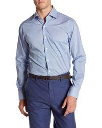 Peter Millar - Cape Dot Print Regular Fit Shirt - Lyst