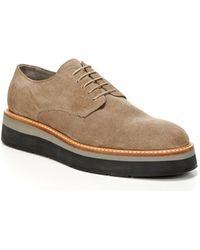Vince - Drystan Platform Leather Loafer - Lyst