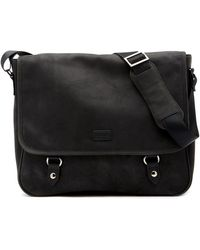 Lodis - Hunter Leather Messenger Bag - Lyst