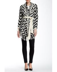 Insight | Wool Blend Fringe Trim Sweater | Lyst