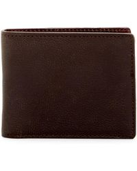 Will Leather Goods - Leather Billfold - Lyst