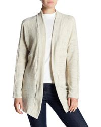 Caslon - Open Front Cardigan - Lyst