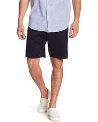 Sovereign Code - Bass Frayed Hem Shorts - Lyst