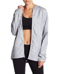 Nike - Water Repellant Nylon Jacket - Lyst