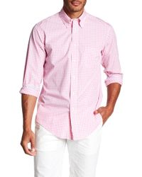 Brooks Brothers - Gingham Slim Fit Shirt - Lyst