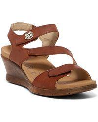 Romika | Nevis 07 Wedge Sandal | Lyst