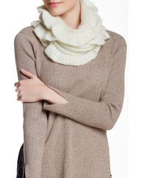 Wooden Ships - Flapper Snow Eternity Scarf - Lyst
