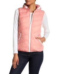 Bench - Core Puffer Vest - Lyst