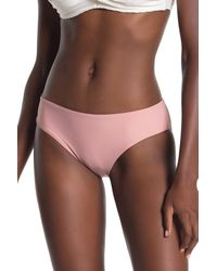 Ella Moss - Meshed Up Retro Bikini Bottoms - Lyst