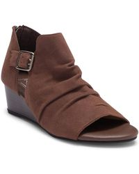 Lust For Life - Noble Wedge Bootie - Lyst
