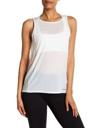 Bench | Cutout Back Tank Top | Lyst