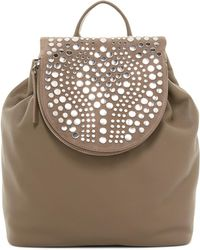 Vince Camuto - Bonny Leather Backpack - Lyst