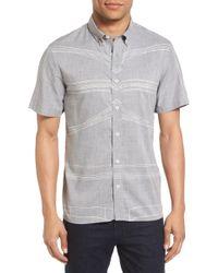Billy Reid - Murphy Print Sport Shirt - Lyst