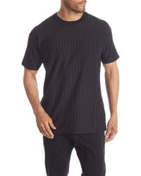 Zanerobe - Pinstripe Box T-shirt - Lyst