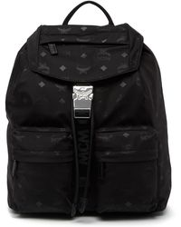 MCM - Dieter Mini Nylon Backpack - Lyst