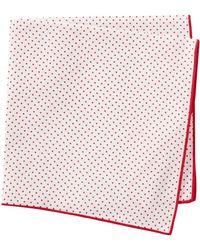 Original Penguin - Red Dot Pocket Square - Lyst