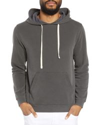 1b8f77071 DIESEL Diego Faded Zip Up Hoodie in Blue for Men - Lyst
