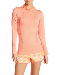 New Balance - Seamless Knit Pullover - Lyst