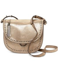 Vince Camuto - Elyna Leather Crossbody Bag - Lyst