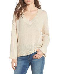 BP. - Exposed Seam Sweater (regular & Plus Size) - Lyst