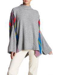 Free People | Susie Long Sleeve Knit Jumper | Lyst