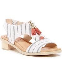 Dr. Scholls - Wilde Block Heel Sandal - Lyst