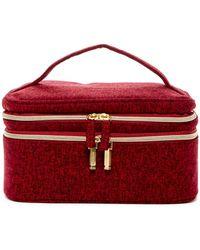 Kestrel - Boucle Red Train Case - Lyst