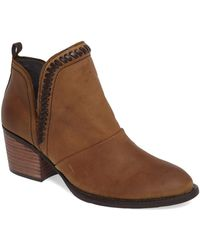 Otbt - Venture Split Shaft Bootie (women) - Lyst