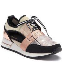 Bebe - Brieanna Cutout Sport Sneaker - Lyst