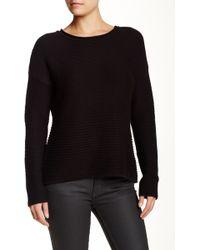 Catherine Malandrino Indigo - Chunky Relaxed Fit Sweater - Lyst