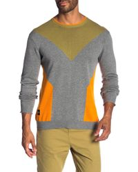 Native Youth - Capitol Colorblock Knit Sweater - Lyst