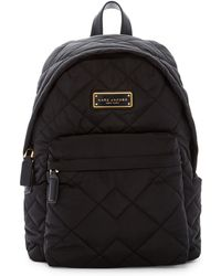Marc Jacobs - Quilted Nylon Backpack - Lyst