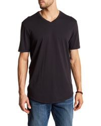 JEFF - The Pines V-neck Tee - Lyst