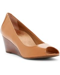 Vionic - Bria Wedge Pump - Wide Width Available - Lyst
