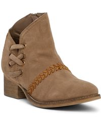 Rebels - Charbel Ankle Boot - Lyst