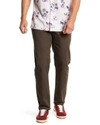 Barney Cools - B.relaxed Straight Leg Chino Pants - Lyst