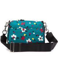 Marc Jacobs - 3d Painted Flowers Small Nomad Saddle Bag - Lyst