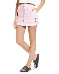 PUMA - Patch Pocket Drawstring Skirt - Lyst