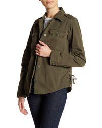 Levi's - Front Button & Zip Jacket - Lyst