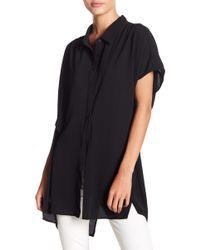 FAVLUX - Short Sleeve Shirt - Lyst