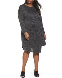 NIC+ZOE - Every Occasion Studded Dress (plus Size) - Lyst