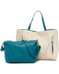 Steve Madden - Queenie Bag-in-a-bag Tote - Lyst