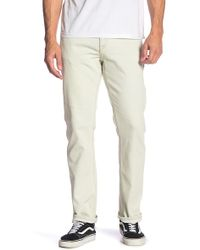 """Volcom - Solver Modern Straight Jeans - 30-34"""" Inseam - Lyst"""