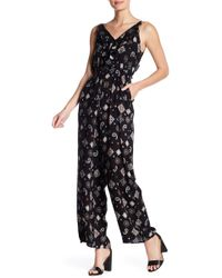 ANAMÁ - Paisley Patterned Jumpsuit - Lyst