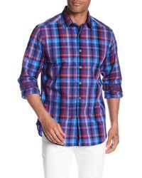 Robert Graham - Beihlers Road Print Woven Classic Fit Shirt - Lyst