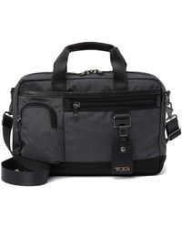 Tumi - Carr Commuter Expansion Top Zip Briefcase - Lyst