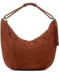 Lucky Brand - Myra Leather Hobo Bag - Lyst